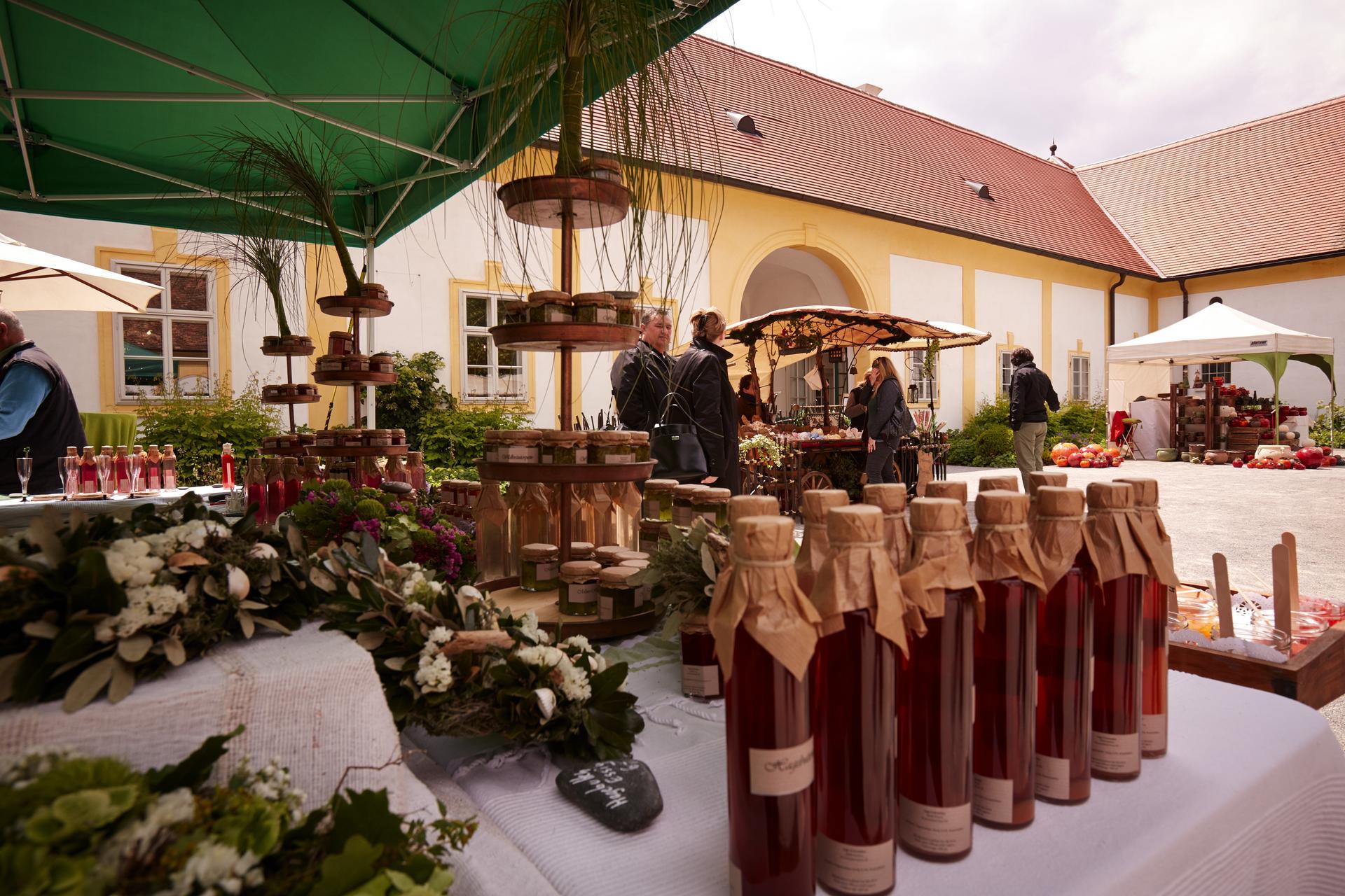 Gartentage auf Schloss Hof c David Sailer
