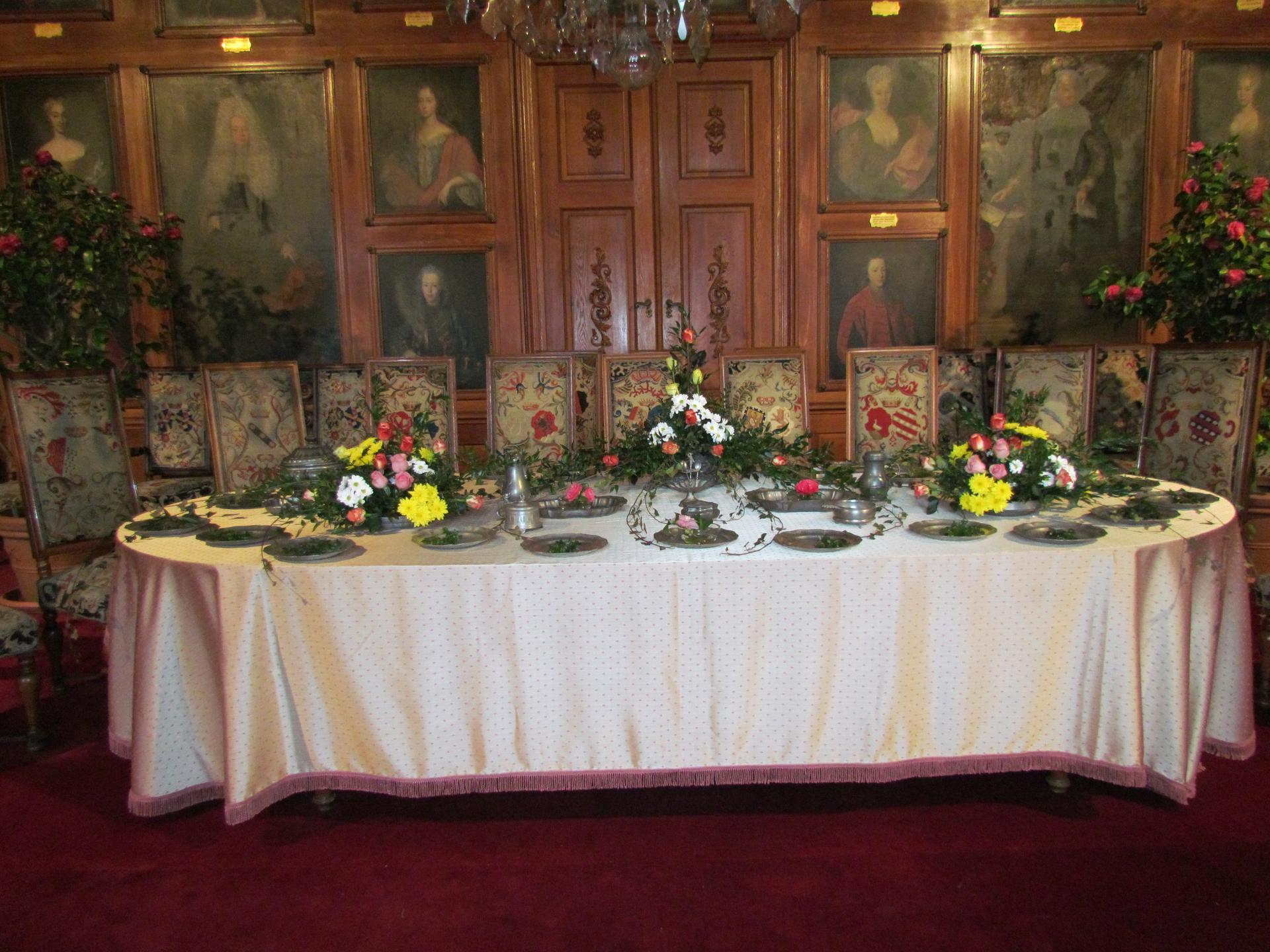 Kamelienausstellung Schloss Rajec2 Nationalinstitut fur Denkmalpflege Tschechische Republik