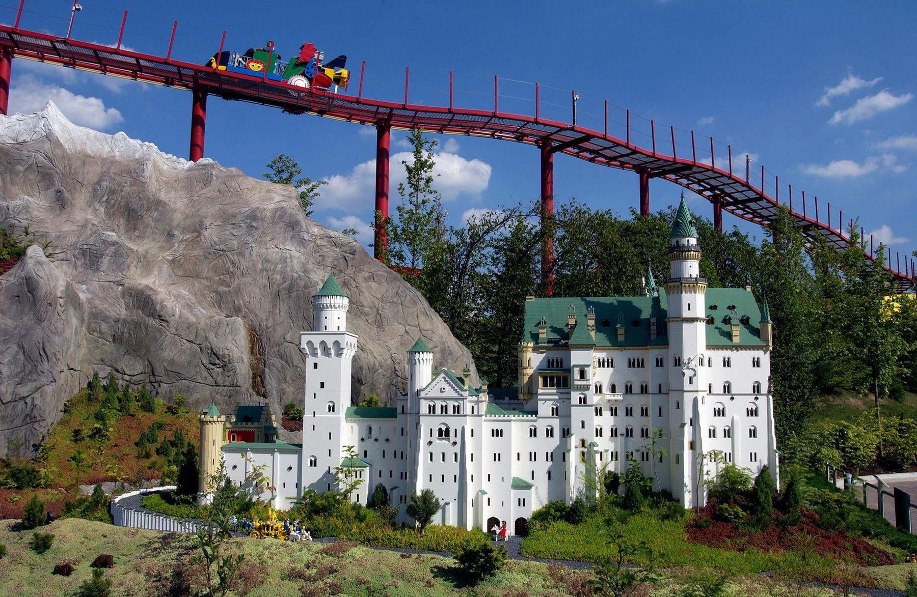 LLD Miniland Schloss Neuschwanstein