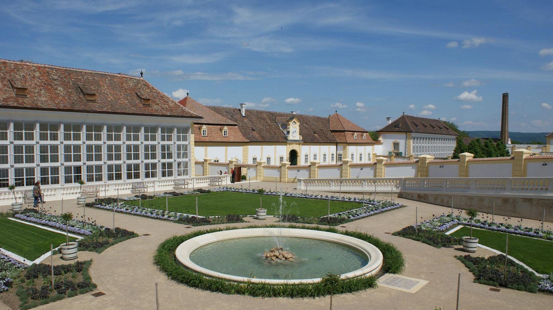 Orangerien auf Schloss Hof c Schloss Hof